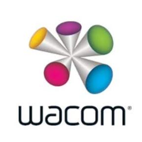 Drawing with Wacom