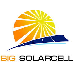 BIG-SOLARCELL solarcell