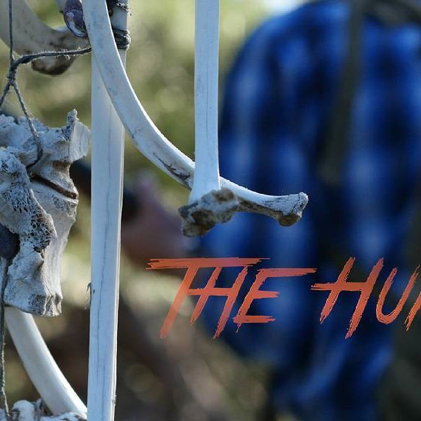The Hunt is up! Check it out!!! #filming #filmmaking #thehunt #idaho #bones #typography #shortfims #YouTube