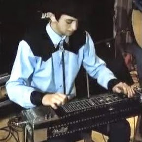 Steven Hicken Jr Pedal Steel Guitar