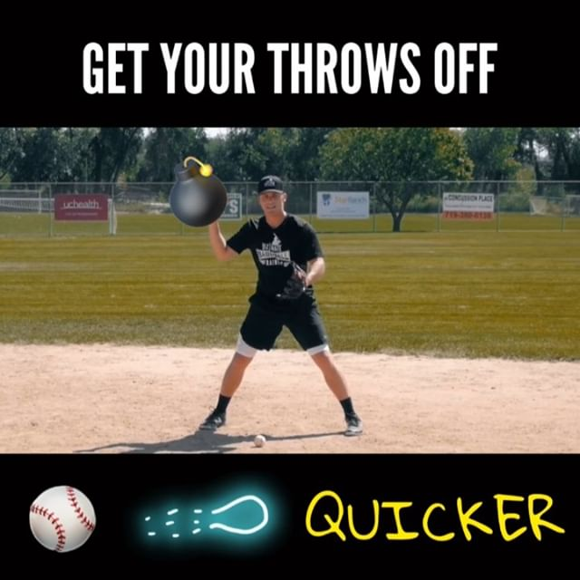 💣 GET YOUR THROWS OFF QUICKER 💣