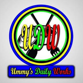 ummy's daily works