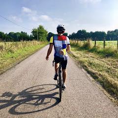 Jeune Cycliste Dynamique