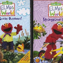 Elmo's World x Lori Loud 2.O