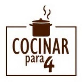 Cocinar para cuatro