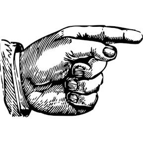 det pekande fingret