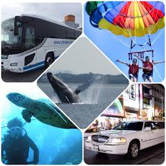 沖繩在地行程 沖繩蔚藍旅行社