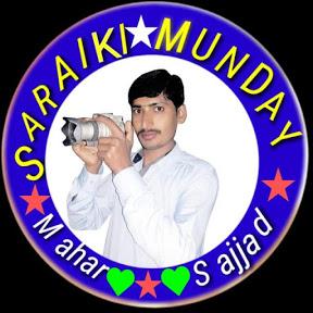 Saraiki Munday
