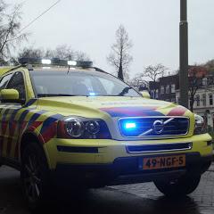 Hulpdiensten Rotterdam-oost