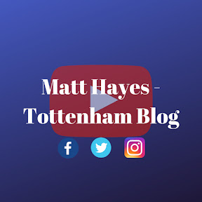 Matt Hayes - Tottenham Blog
