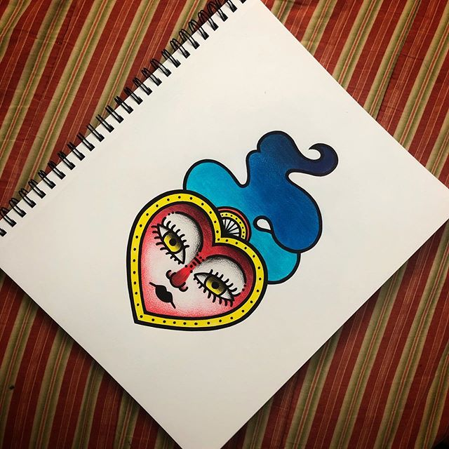 Wanted to draw something simple, I'm such a sucker for symmetry . . . . . . .  #SamanthaElisa  #artfair #artfido #artofdrawingg #artists_help #art_conquest #artistmafia #artoftheday #spotlightonartists #artistic_empire #creativelife #artsanity #art_motive#micronpens #crayolaart #houstontalent #houstonartist #houstonartscene #houstonartists #tattooflashart #hearttattoos