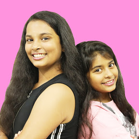 Ayu and Anu - Twin Sisters