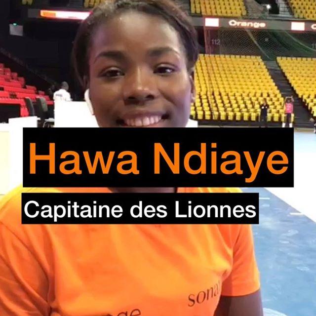Interview Hawa Ndiaye: Capitaine des Lionnes Handball
