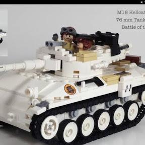 KV-44 GSAURE TANK lego