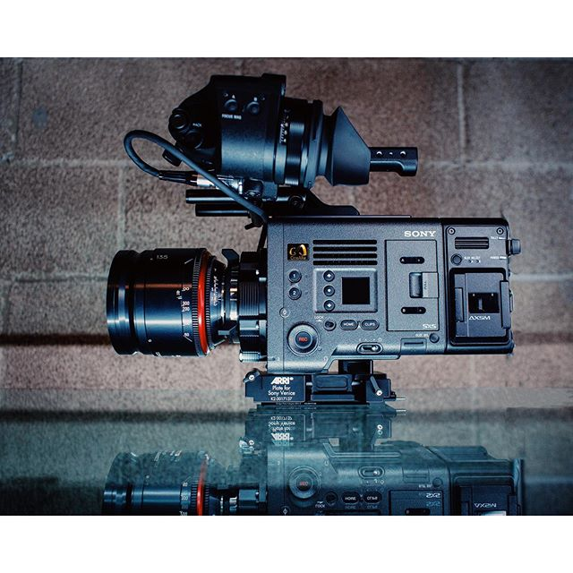 New Venice who dis? Paired w/ @truelensservices rehoused #Canon FD's  In stock and renting now!  ___________________________________________ #rentalhouse #cinematography #largeformat #sony #sonyvenice #anamorphic #fullframe #producer #director #digitalcinema #cameratech #dop #filmlife #tv #film #cinema #setlife #filmmaking #filmindustry #digitalcinema #cameradept #filmmaker #bts #filmproduction #filmschool #nofilmschool