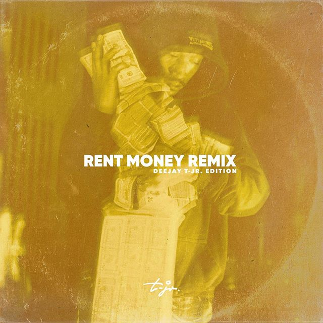 I got five percent tint on each side.. #RentMoneyRemix Friday the 13th —— Art by: @amisi.co