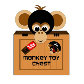 Monkey Toy Chest