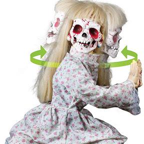 Spirit Halloween Hangout