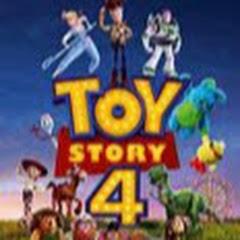 Toy Story 4 Cartoon Movie