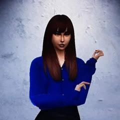 Superstar Nastya Sims4