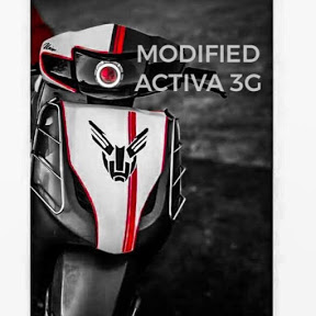 MODIFIED ACTIVA 3G