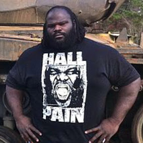 The World's Strongest Man Mark Henry