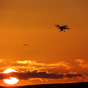 Nomadic Quadcopter