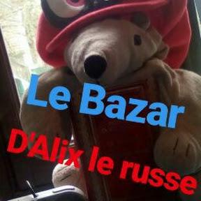 Alix le russe Bazar