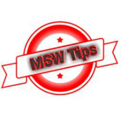 MSW Tips