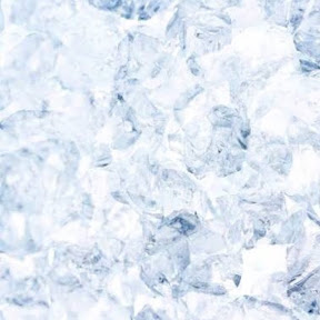 冷たい氷水