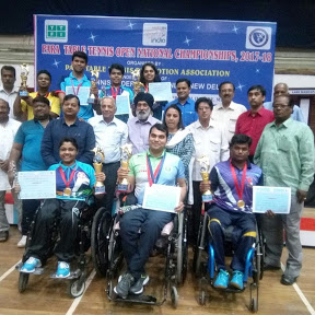 Para Table Tennis Promotion Association