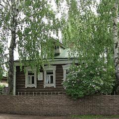 Музей Сергея Есенина в с. Константиново