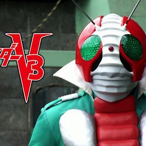 Kamen Rider V3 - Topic