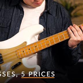 Fender Precision Bass - Topic