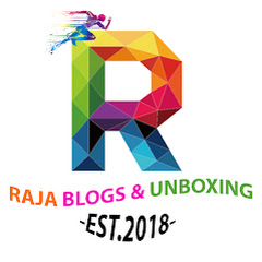 Raja Blogs And Unboxing