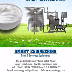SMART ENGINEERING Dairy and Beverage Equipments