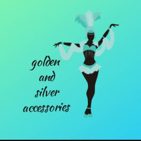 golden and silver accessories
