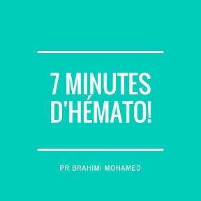 Pr BRAHIMI Mohamed Hématologie