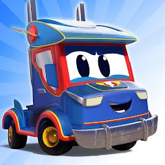 الشاحنة الخارقة - مدينة السيارات