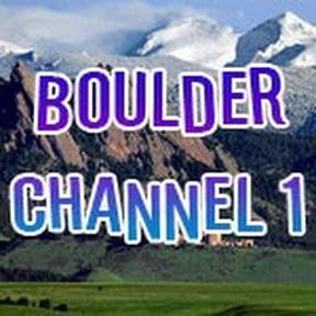 Boulder ChannelOne