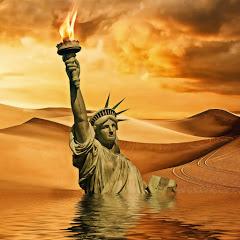 砂漠の中の水