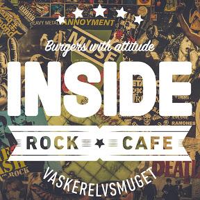 Inside Live & Rock cafe