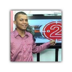 Repórter Romário Alves Bacabal