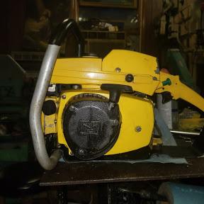 Bell hopper mcculloch chainsaws
