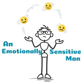 An Emotionally Sensitive Man