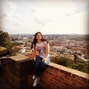 Алена Toева - Живем в Европе