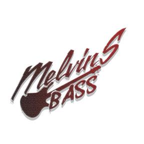 Melvin's bass