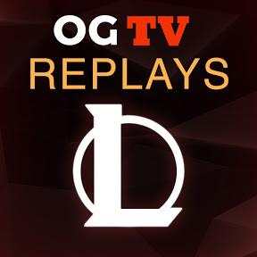 OG League of Legends Replays FR