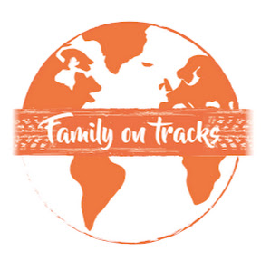Family on tracks