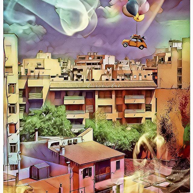 ~ F a n t a i s i e 🌈 ; définition : .nom  f.(latinfantasia,du grecphantasia,apparition) •Imagination libre, sans contrainte ni règle; faculté de création:Donner libre cours à sa fantaisie. ✨ . . . #artwork #travel #colors #surreal #surrealismo #dreams #dreamy #wonderland #universe #photoedit #edit #picsart #surrealism #art #picoftheday  #create #imagine #imagination @surrealismartcommunity @surrealismtoday @surreal_artz